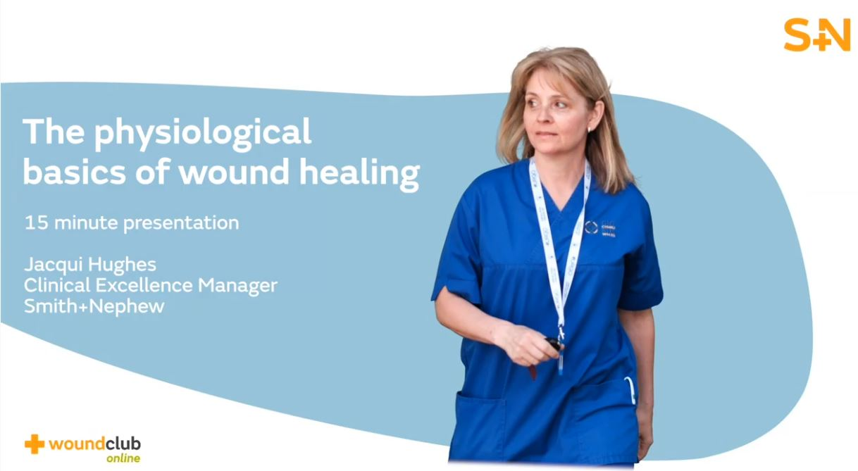 <span style='display:none;'>B</span>Wound Club Online - Module 2 - The physiological basics of wound healing