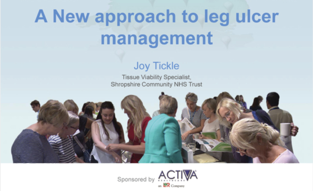A new approach to leg ulcer management