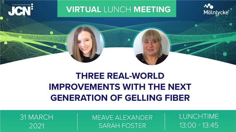 Virtual Lunch Meeting: Three real-world improvements with the next generation of gelling fiber