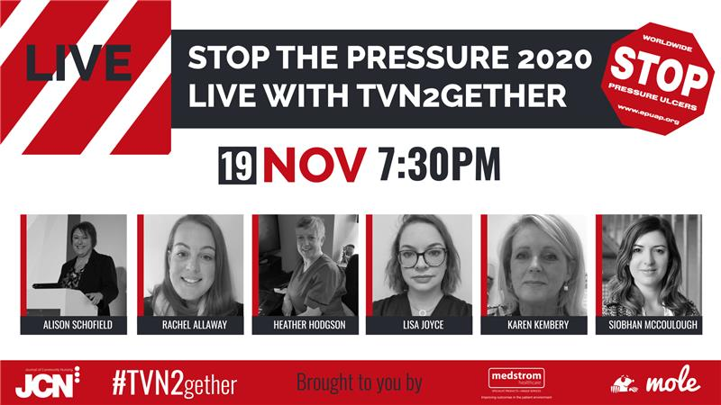 Facebook Live: Stop the Pressure 2020 LIVE with TVN2gether
